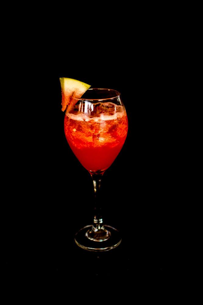 Aperol de melancia (espumante)