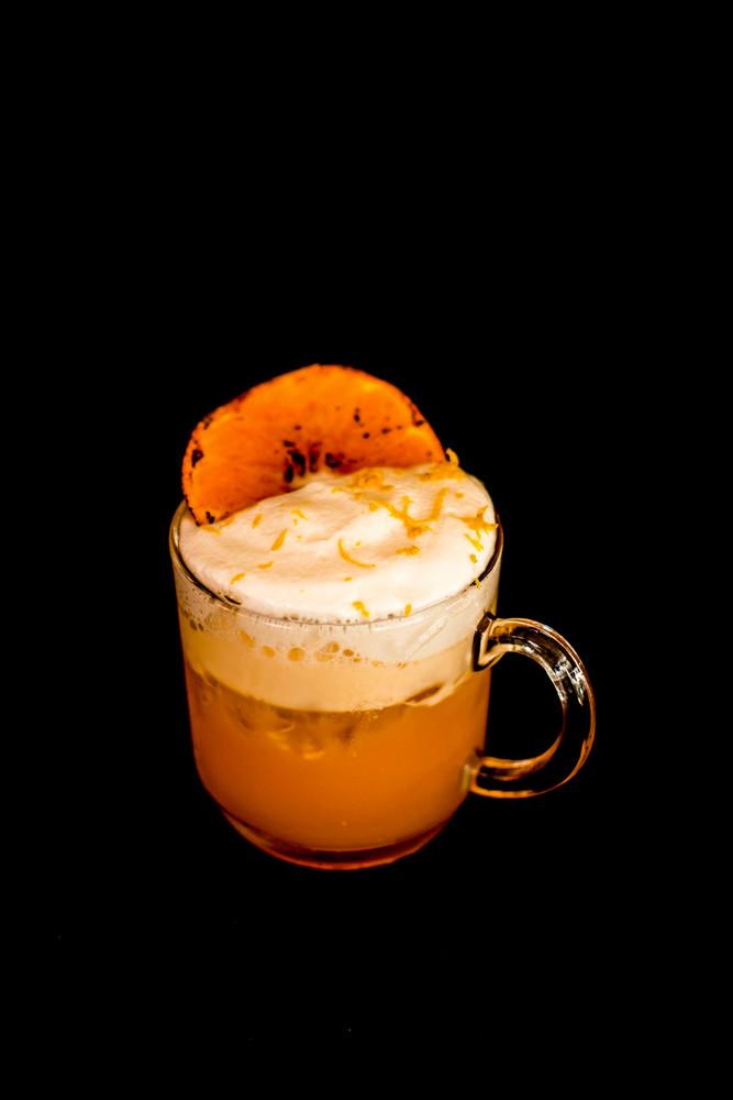 Bergamota mule (vodka)