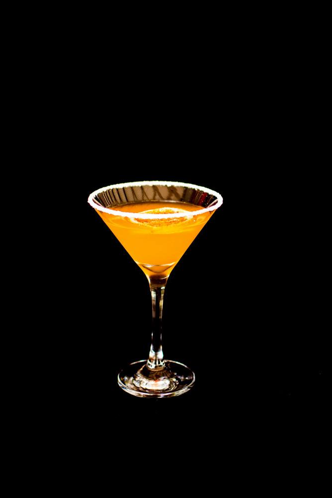 Margarita de bergamota (Tequila)