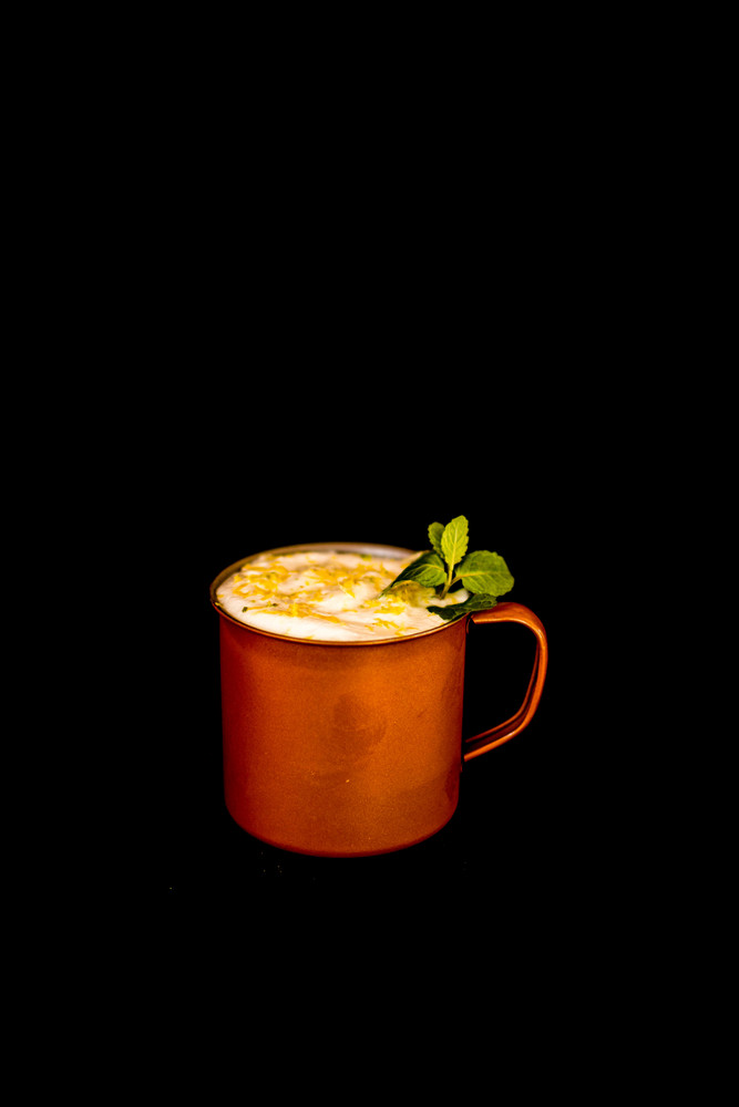Moscow mule (Vodka)