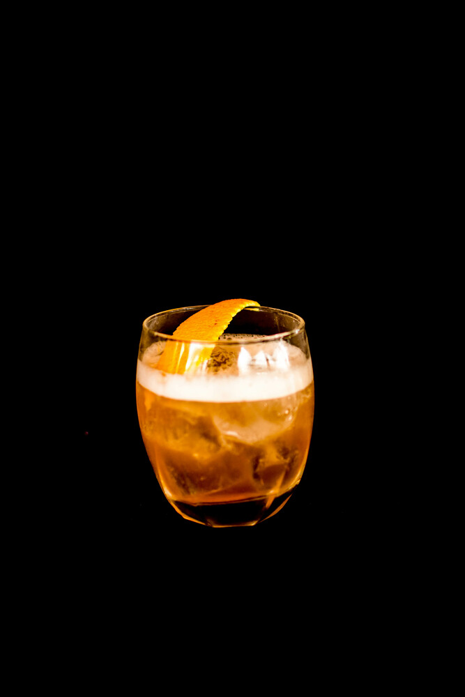 Old Fashioned(whisky)