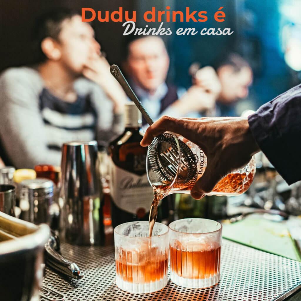 Dudu Drinks é excelência em atendimento